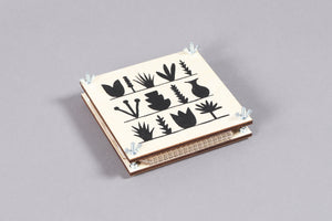 Studio Wald flower leaf press made in Yorkshire for Modern Craft
