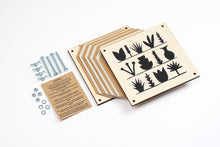 Load image into Gallery viewer, Studio Wald flower leaf press made in Yorkshire for Modern Craft