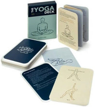 Load image into Gallery viewer, The Yoga Deck guidebook and individual cards shopmoderncraft.com