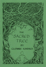 Load image into Gallery viewer, Glennie Kindred handmade illustrated book sacred trees native British tree folklore for Modern Craft