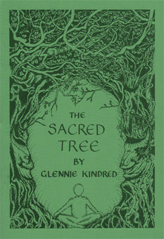 Glennie Kindred handmade illustrated book sacred trees native British tree folklore for Modern Craft