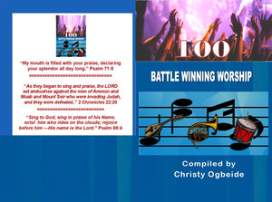 100 Battle Winning Worship