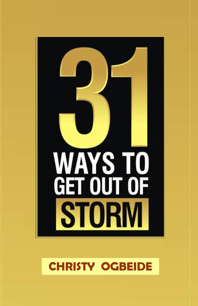 31 Ways to get out of Storm