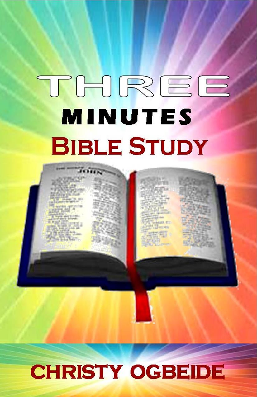 3 Minutes Bible Study