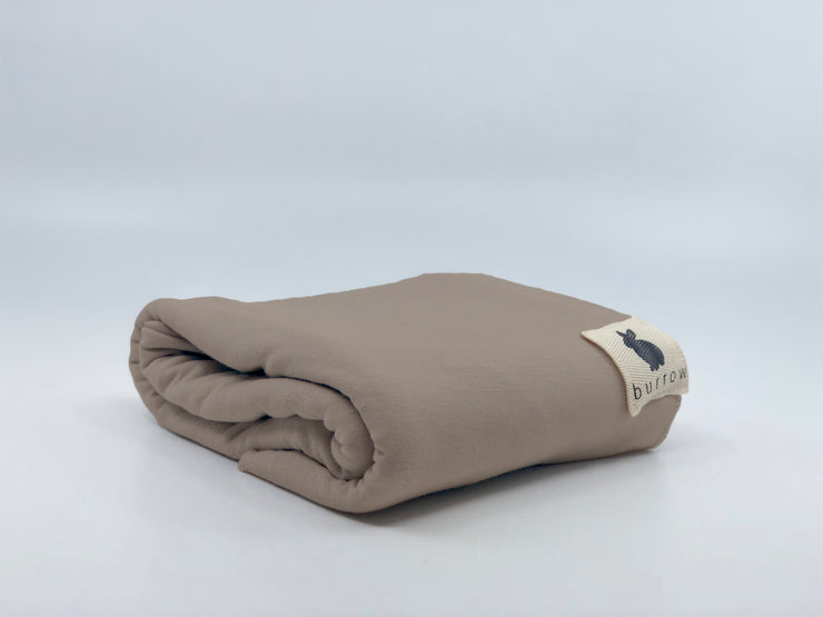 Bamboo Swaddle - Tan