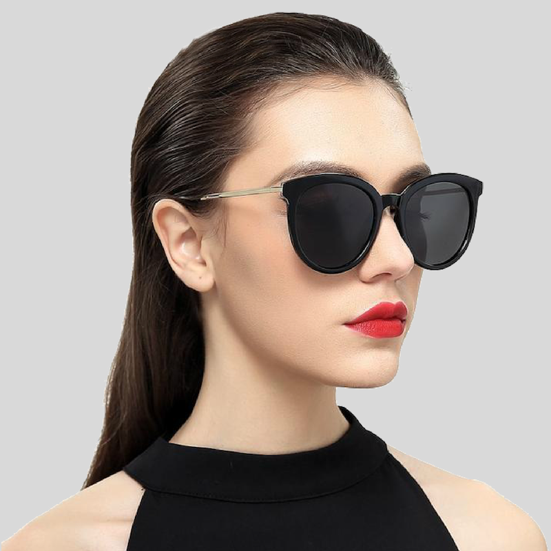 Cat Eye Polarized Sunglasses
