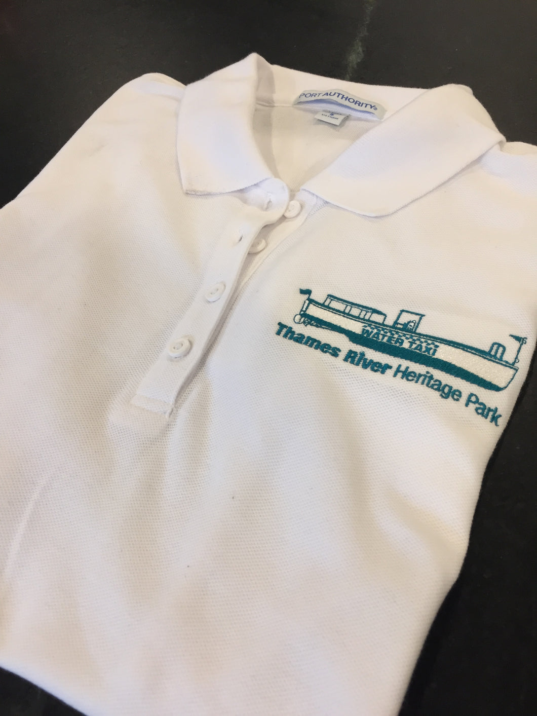 TRHP Short-Sleeve Polo Shirt