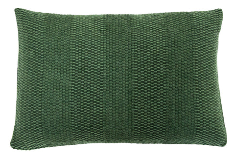 Weave Knit cushion, grass