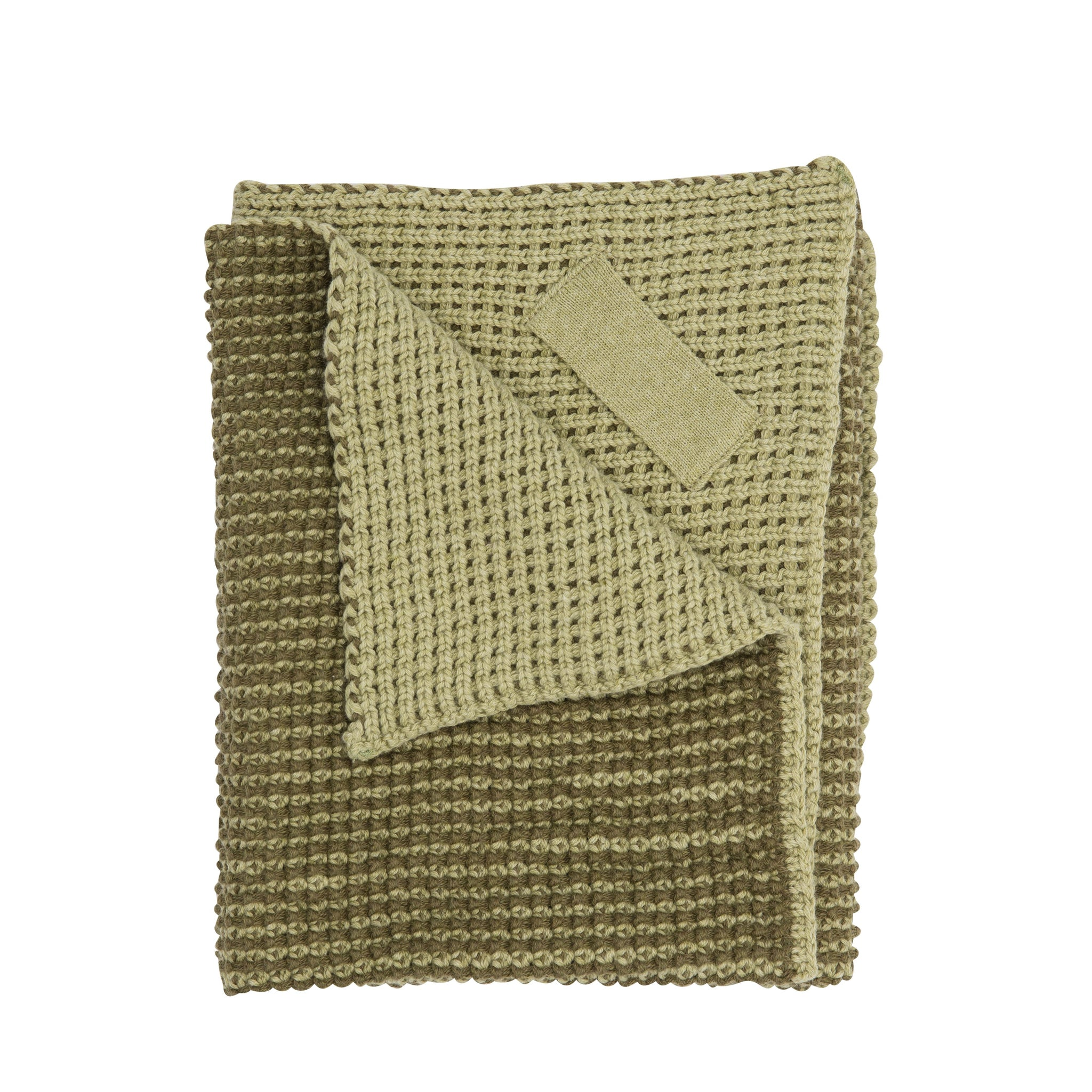 Kitchen Towel, green 2C