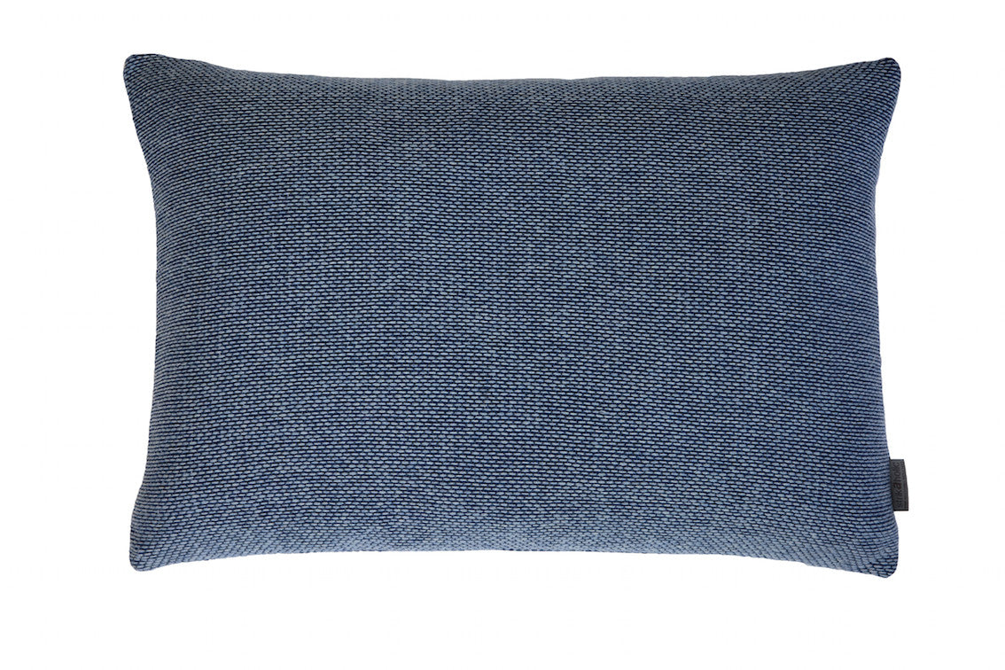 Beads cushion 40X60 cm, grey