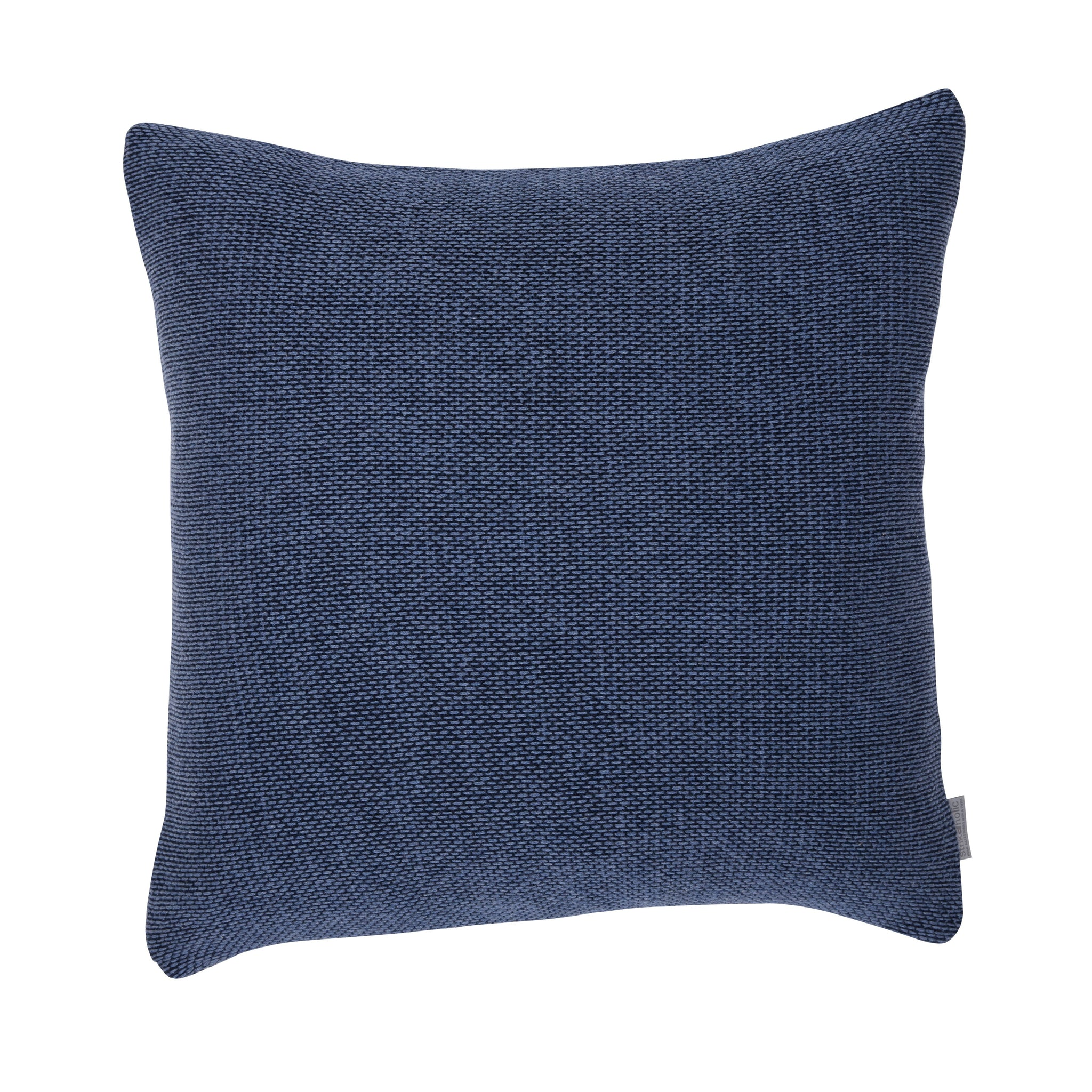 Beads cushion 50X50, dark blue