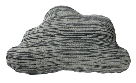 Cloud cushion, grey