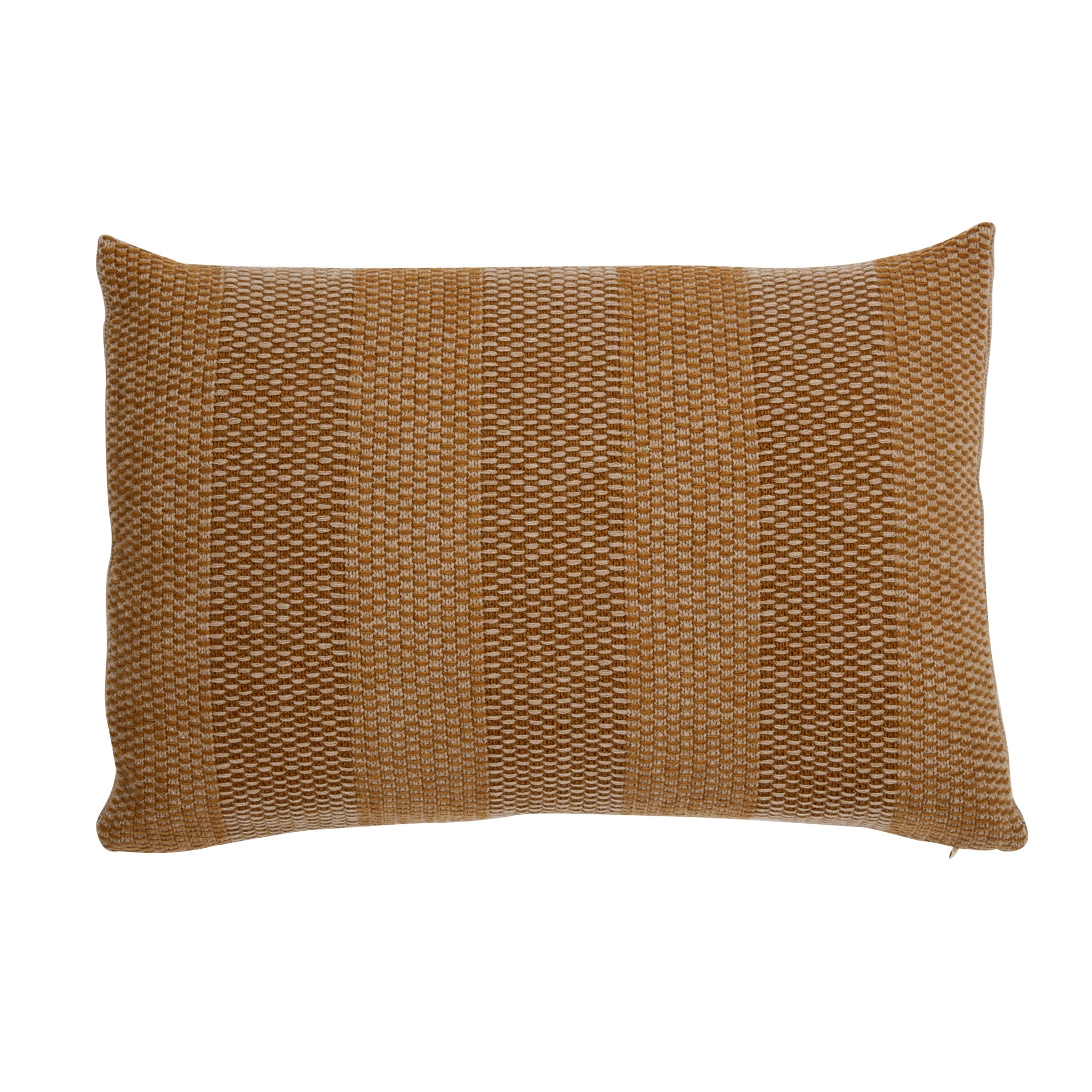 Weave Knit cushion, sand