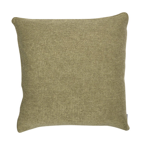 Beads cushion 50X50, moss green