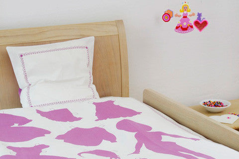 Bed linen, Paper Doll