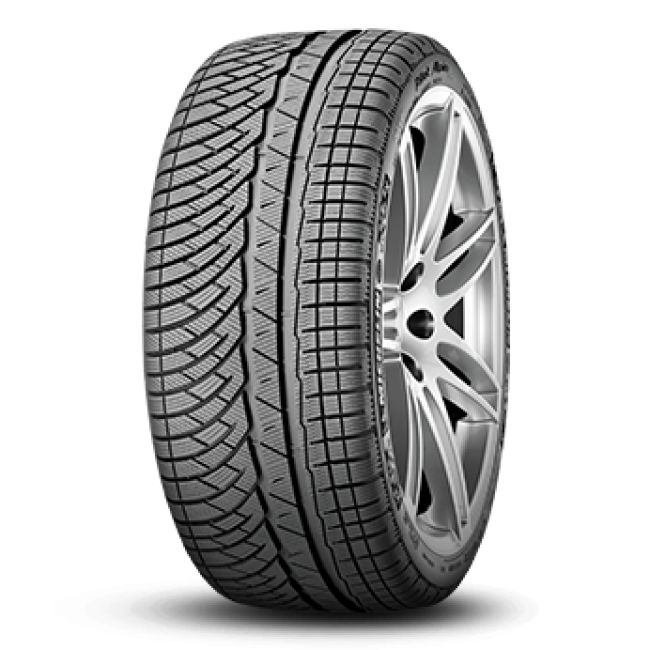 Michelin Pilot Alpin PA4 GRNX 245/40R17 95V XL