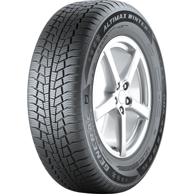 General Altimax Winter 3 195/55R15 85H