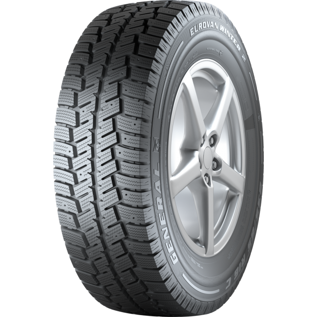 General Eurovan Winter 2 205/75R16C 110/108R 8PR