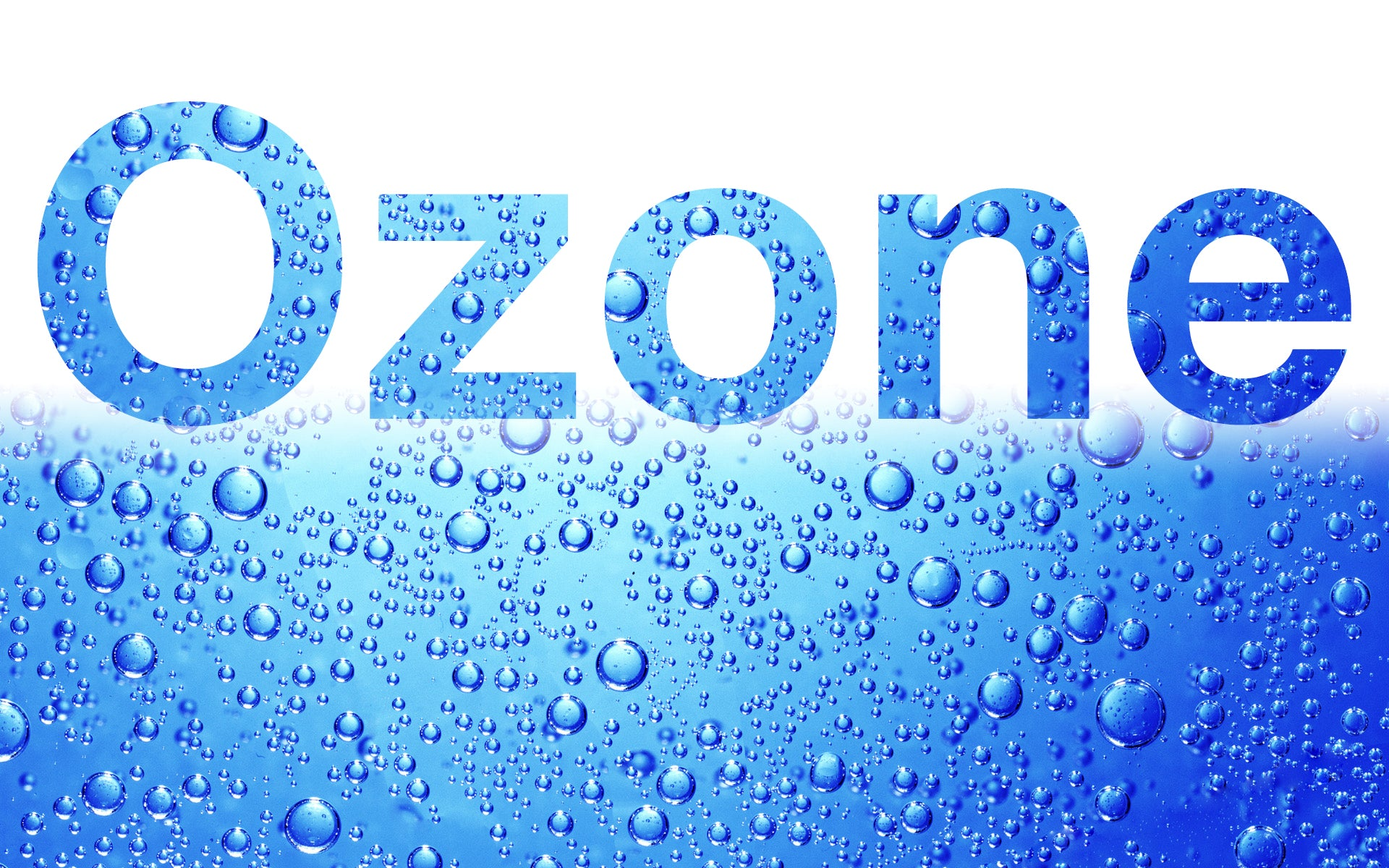 Ozone in hot tubs