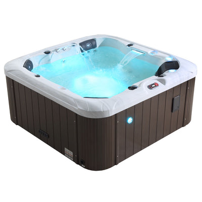 Cambridge 34-Jet 6-Person Spa