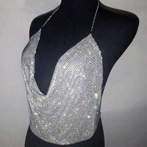 'Shine Bright Like A Diamond' 2 Piece Party Dress-LovelyThreads.co