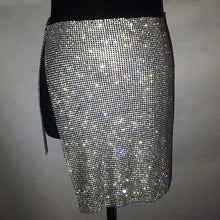 Load image into Gallery viewer, 'Shine Bright Like A Diamond' 2 Piece Party Dress-LovelyThreads.co