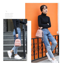 Load image into Gallery viewer, 'Forever Young' Cute Style + Utility Bag (Multi-Colors)-LovelyThreads.co