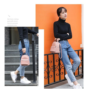 'Forever Young' Cute Style + Utility Bag (Multi-Colors)-LovelyThreads.co
