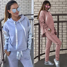 Load image into Gallery viewer, 'Autumn Leaves' Hoodie + Pants Set (4 Colors)