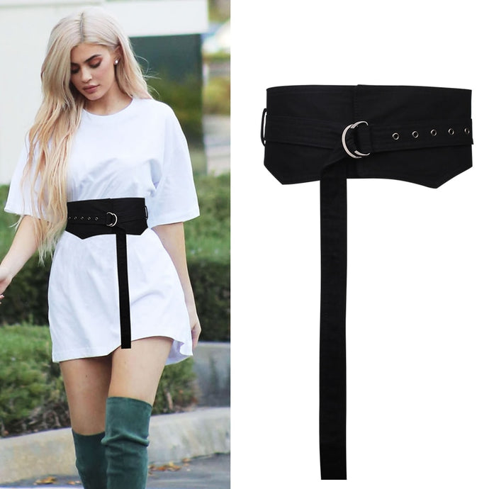 'Never Give Up' New Fashion Waist Belt-LovelyThreads.co