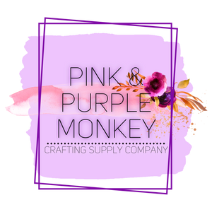 Pink & Purple Monkey