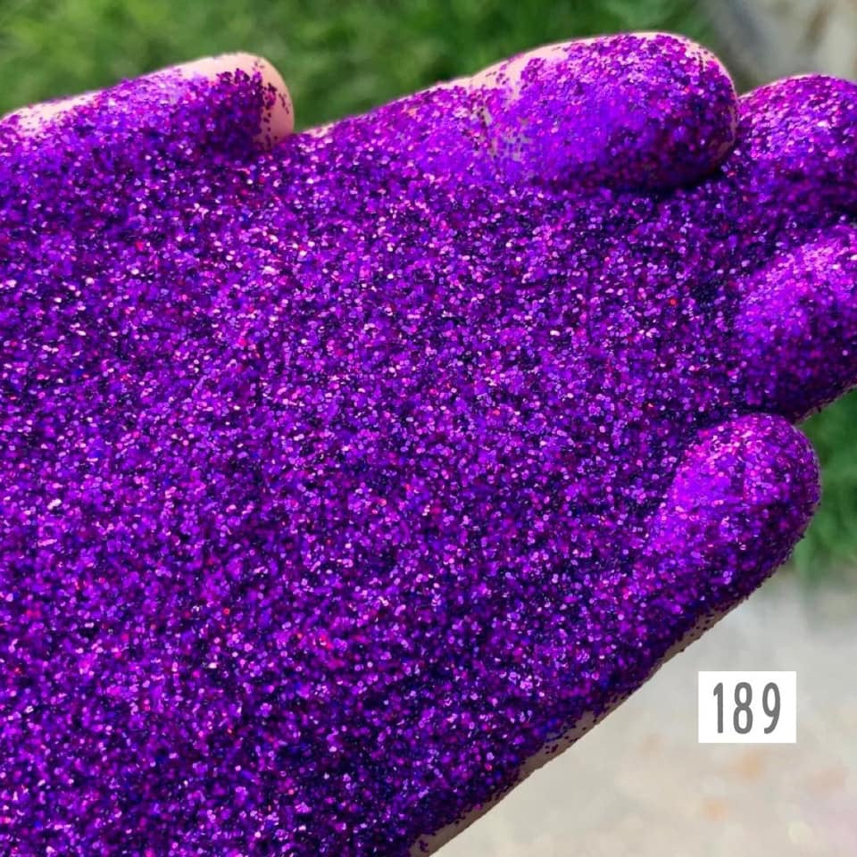 189 Purple Pansy