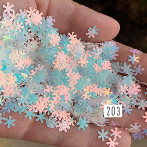 203 Opal Flurries