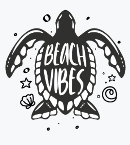 Beach Vibes Digital Download