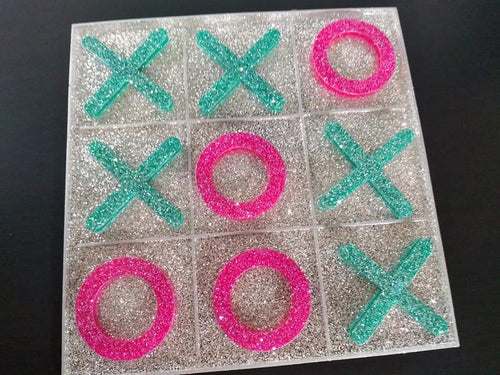 Tic Tac Toe Board Mold Set 9x9
