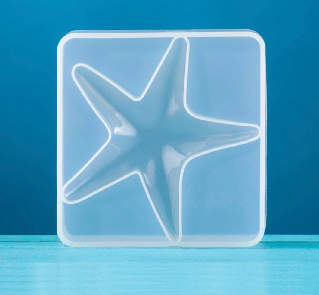 Starfish Mold (medium)