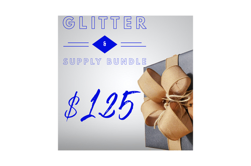 $125 Glitter & Supple Bundle to treat yourself