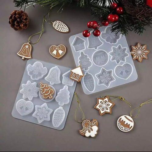 Christmas Ornaments Mold