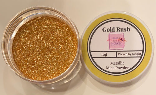 Gold Rush Chrome Mica Powder 10g