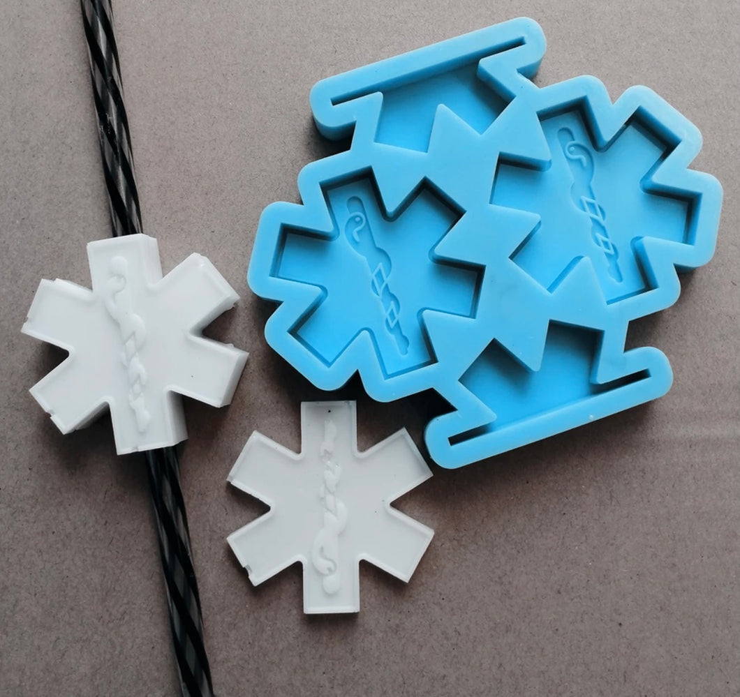 Medical Straw Topper Mold