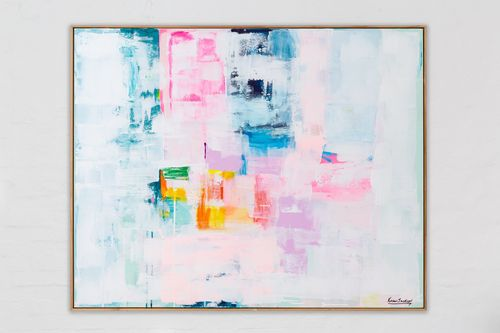 """Summer Days Series"" 153cm x 123cm"