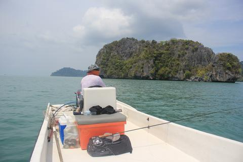 Fly Fish for Lady Fish in Langkawi!