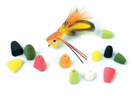 Preshaped Bass Poppers