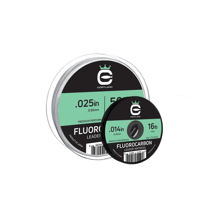 Cortland Fluorocarbon Leader Material
