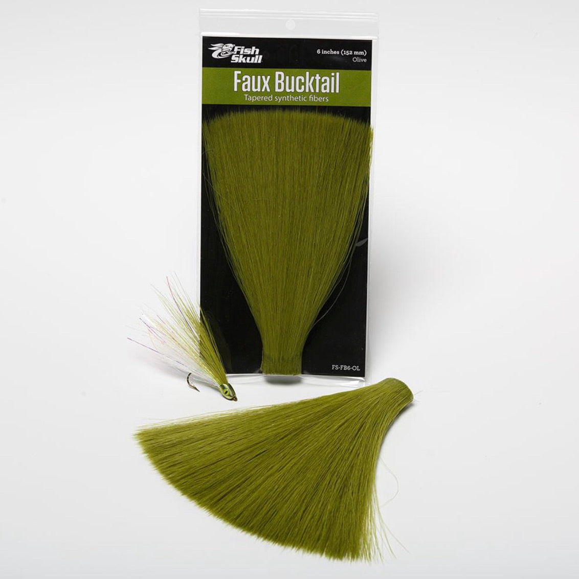 Faux Bucktail