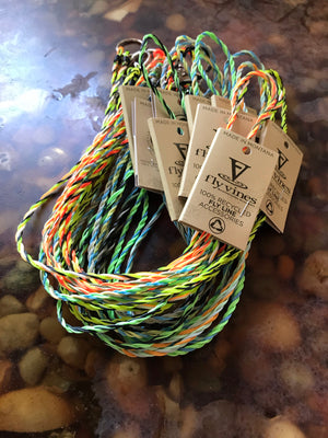 Fly Vines Recycled Fly Line Lanyard 40""