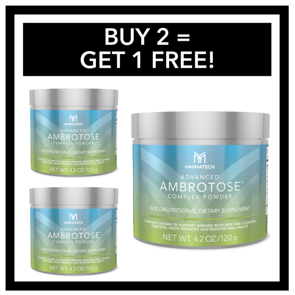 Buy 2 Advanced Ambrotose, Get 1 FREE!