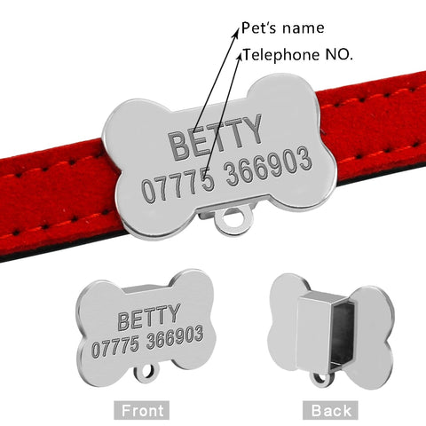 Personalized Dog Collars for Puppies