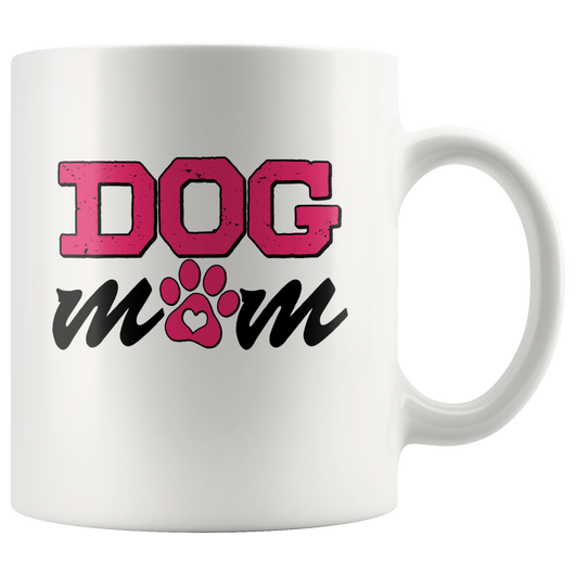 Dog Mom Coffee Mug | Paws Night Out