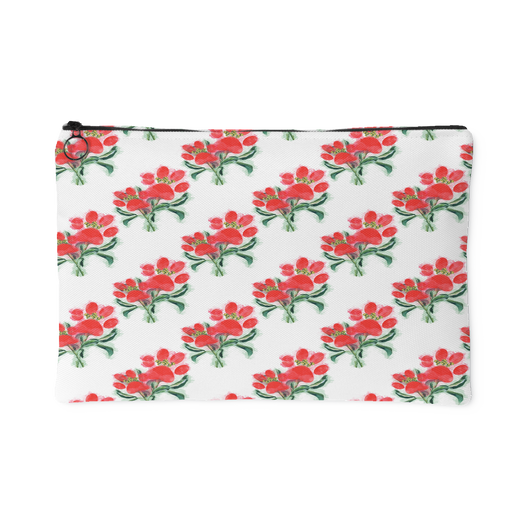 Roses & Paws Dog Lover Accessory Bag - Paws Night Out